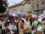 I Marsz Dla Życia w Olsztynie 3.06.2012 r.
