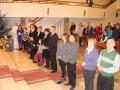 Przyjecie nowych członków Domowego Kościoła